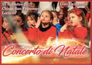 Concerto di Natale con tutti i cori della Scuola