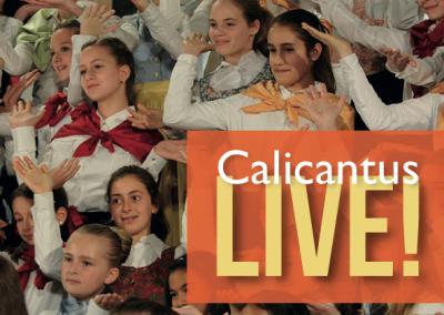Calicantus LIVE – 2015