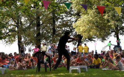 """Colonia Diurna """"Giochi teatrali e musicali nella magia del bosco"""""""