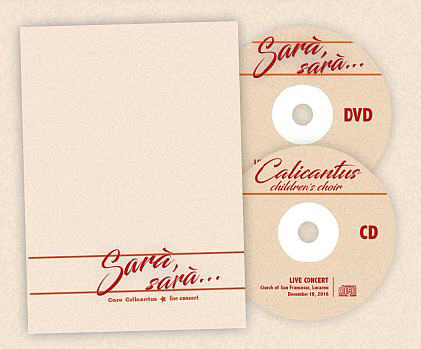 Nuovo DVD e CD Calicantus